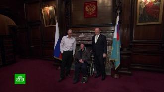 «Приятные люди»: российский посол встретился сжертвой «Новичка»