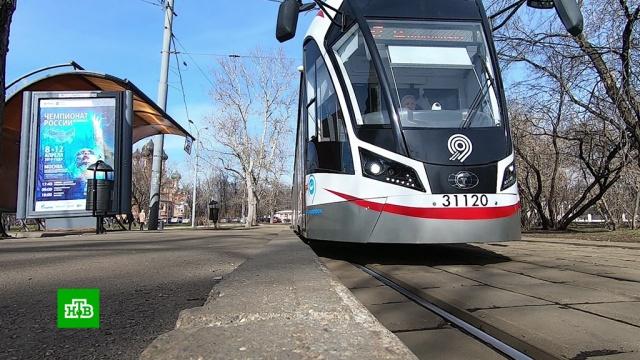 Московскому трамваю исполняется 120лет.Москва, трамваи, юбилеи.НТВ.Ru: новости, видео, программы телеканала НТВ