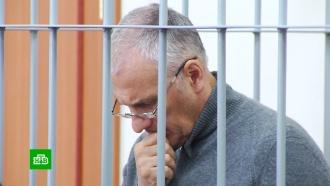 Суд оставил <nobr>экс-главу</nobr> Сахалина Хорошавина втюрьме