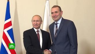 На Арктическом форуме заключили контрактов на 70 млрд рублей