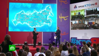 Медведев дал совет школьникам, мечтающим обольшой политике