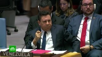 Небензя помешал Пенсу выгнать постпреда Венесуэлы сзаседания Совбеза ООН