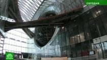 Планетарий «Лахта Центра» позволит совершить путешествие по Вселенной