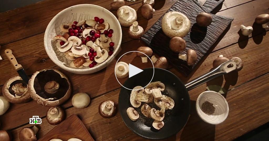 Шампиньоны: естьли польза вэтих грибах?