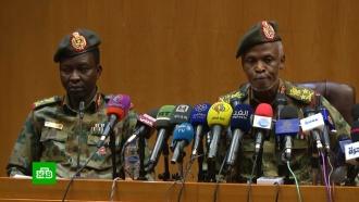Суданский спецназ выдвинул свою программу политических реформ встране