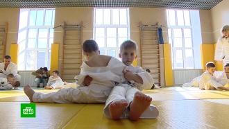 Тренеры по всей стране присматриваются к дошкольному дзюдо в Сочи и Питере
