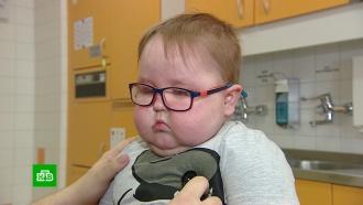 Четырехлетнему Максиму из Пскова нужны средства на спасительный препарат