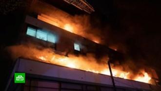 В Париже в жилом доме взорвался газ