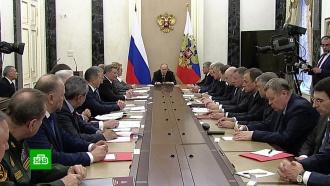 Путин поставил основные задачи всфере освоения космоса