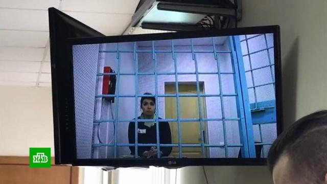 Экс-студентку МГУ Варвару Караулову освободили досрочно.Исламское государство, помилование, суды, терроризм.НТВ.Ru: новости, видео, программы телеканала НТВ