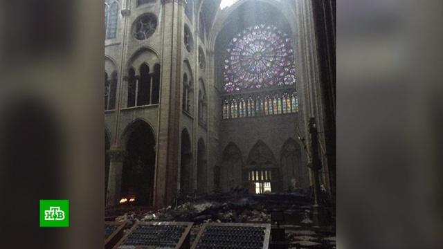 Макрон потребовал уложиться впятилетку при восстановлении Нотр-Дам-де-Пари.Макрон, Париж, Франция, архитектура, пожары.НТВ.Ru: новости, видео, программы телеканала НТВ