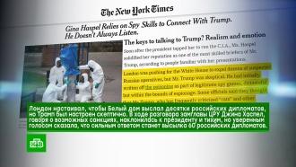 NYT: Трамп выслал российских дипломатов <nobr>из-за</nobr> фото убитых уток