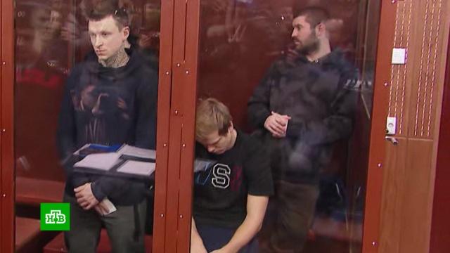 Мосгорсуд отказался освобождать Кокорина иМамаева.аресты, драки и избиения, суды, футбол.НТВ.Ru: новости, видео, программы телеканала НТВ