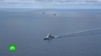 Корабли США, Польши, Турции иИспании вошли вБалтийское море