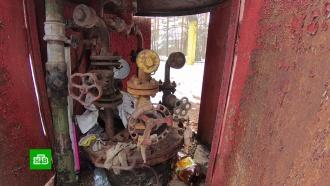 Владимирский военный городок отрезали от газа