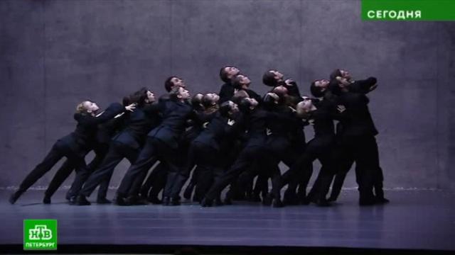 В Петербурге швейцарский балет переосмыслил трагическую музыку Шуберта.Санкт-Петербург, балет, театр, фестивали и конкурсы.НТВ.Ru: новости, видео, программы телеканала НТВ