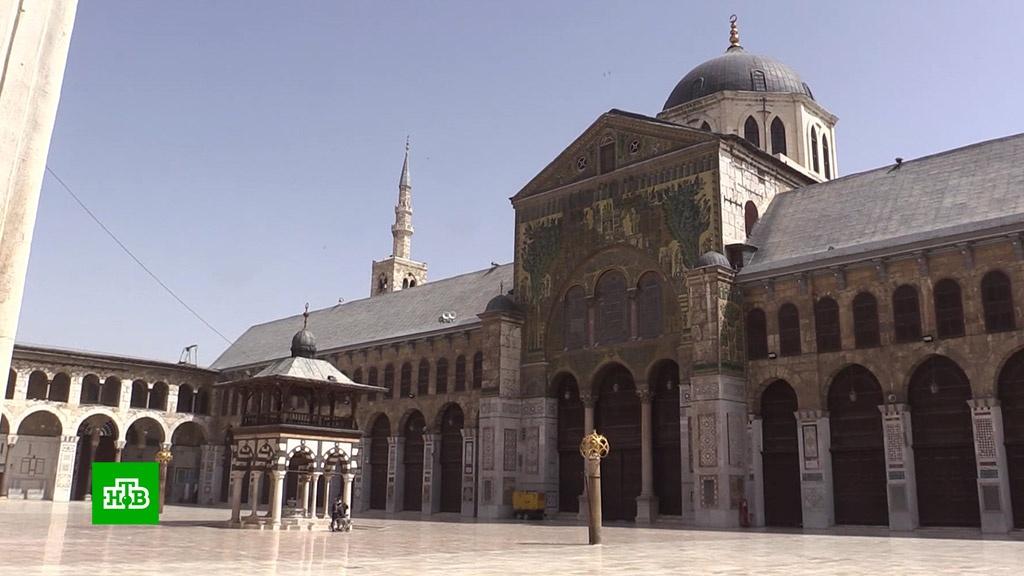 Колыбель цивилизаций: в Дамаске восстанавливают античные памятники.Сирия, история, памятники.НТВ.Ru: новости, видео, программы телеканала НТВ