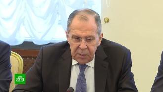 Лавров: США наложили политическое табу на <nobr>бизнес-инициативы</nobr> с&nbsp;Россией