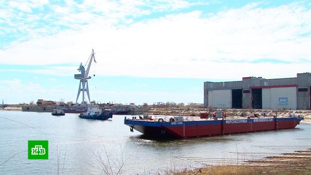 В Астраханской области готовят проект создания особой портовой зоны.Астраханская область, порты, экономика и бизнес.НТВ.Ru: новости, видео, программы телеканала НТВ