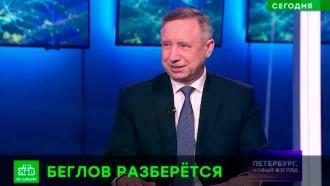 Врио губернатора Петербурга рассказал, когда на Ржевке построят детский сад