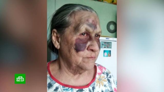 Плохой пример: за что учительница жестоко избила пенсионерку.Башкирия, драки и избиения, пенсионеры, расследование, нападения.НТВ.Ru: новости, видео, программы телеканала НТВ