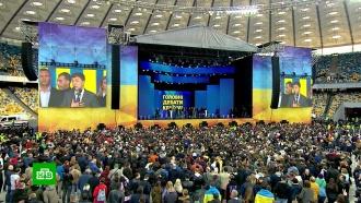 Много слов, эмоций, нервов: кто победил на дебатах Порошенко иЗеленского