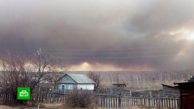 МЧС: пожары во всех 15 населенных пунктах Забайкалья потушены.Забайкальский край, лесные пожары, пожары.НТВ.Ru: новости, видео, программы телеканала НТВ