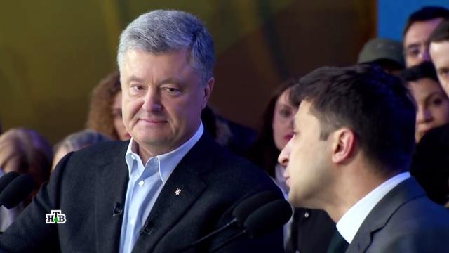 Считаные часы до выборов: как Порошенко иЗеленский пытались привлечь избирателей.выборы, Порошенко, Украина.НТВ.Ru: новости, видео, программы телеканала НТВ