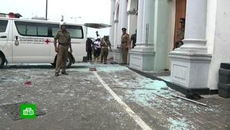 ЧП на Шри-Ланке: россиян среди погибших и пострадавших нет