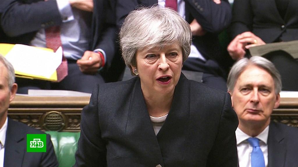 Однопартийцы намерены отправить Мэй в отставку.Великобритания, назначения и отставки, Тереза Мэй.НТВ.Ru: новости, видео, программы телеканала НТВ