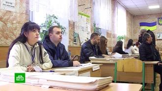На Украине стартовал второй тур выборов