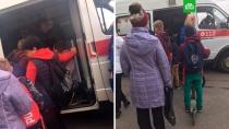 Пьяный мужчина избил ребенка в Химках.В подмосковных Химках в микрорайоне Новокуркино пьяный мужчина избил 11-летнего мальчика. По словам очевидцев, так он заступился за 9-летнего сына, у которого произошла стычка с подростком..дети и подростки, драки и избиения, жестокость, Московская область, нападения.НТВ.Ru: новости, видео, программы телеканала НТВ