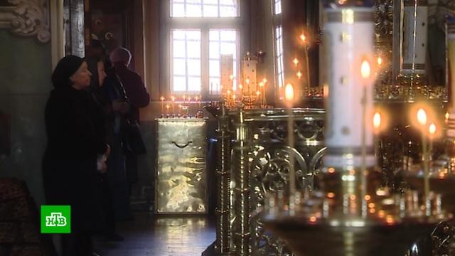 Управославных началась Страстная неделя.патриарх, православие, религия, христианство.НТВ.Ru: новости, видео, программы телеканала НТВ