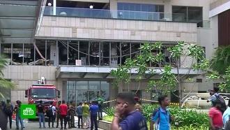 Ворганизации взрывов на <nobr>Шри-Ланке</nobr> подозревают радикальных исламистов