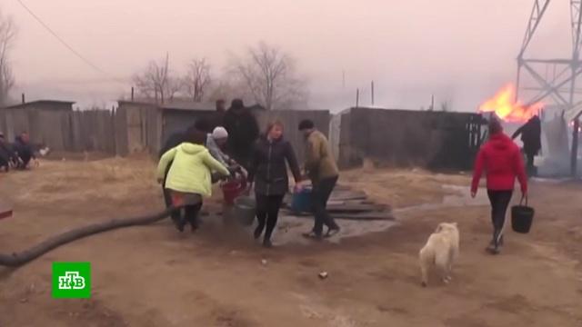 Пострадавшие от пожаров вЗабайкалье начали получать выплаты.Забайкальский край, лесные пожары, пожары.НТВ.Ru: новости, видео, программы телеканала НТВ