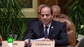 Египтяне на референдуме поддержали увеличение президентского срока