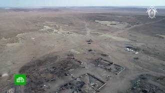 Площадь лесных пожаров вИркутской области превысила 160гектаров