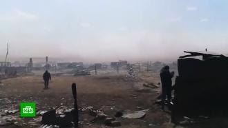 Ущерб от забайкальских пожаров оценили в600млн рублей