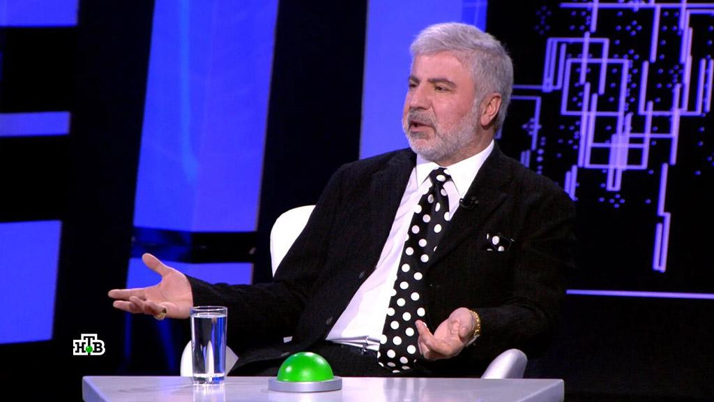 Сосо Павлиашвили рассказал о любовном романе с Ириной Понаровской