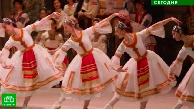 Золотую классику из Вены показали на фестивале Dance Open.Санкт-Петербург, балет, театр, фестивали и конкурсы.НТВ.Ru: новости, видео, программы телеканала НТВ