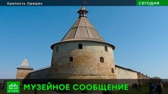 К крепости Орешек теперь могут причаливать большие круизные теплоходы