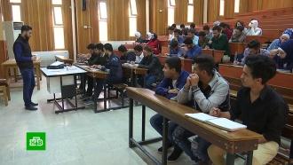 Университет Алеппо возобновил работу