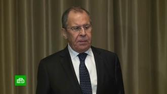 Лавров назвал сюрреалистичными призывы США кРФ не вмешиваться вдела Венесуэлы