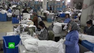 ВСирии возобновила работу крупнейшая текстильная фабрика