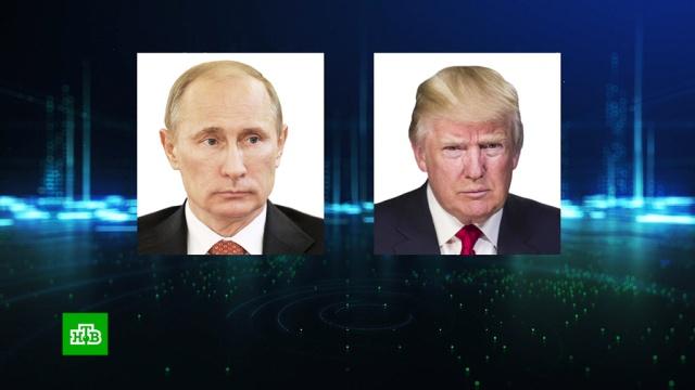 Путин иТрамп провели телефонный разговор.Путин, Трамп Дональд, Венесуэла, США, переговоры, торговля.НТВ.Ru: новости, видео, программы телеканала НТВ