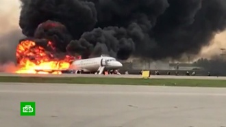ВМурманской области объявлен траур по погибшим пассажирам Sukhoi Superjet 100