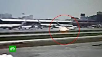 """«Это называется """"козел""""»: причина катастрофической посадки <nobr>SSJ-100</nobr>"""