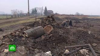 На Урале из-за лесных пожаров запретили топить бани и продавать алкоголь