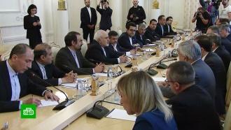 Лавров назвал безответственность США причиной ситуации вокруг иранской ядерной сделки