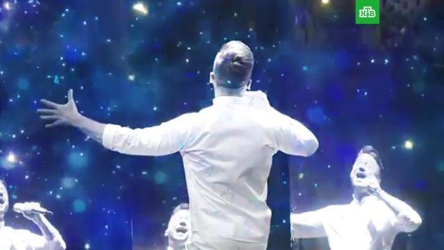 Лазарев показал фрагмент своего номера для «Евровидения».НТВ.Ru: новости, видео, программы телеканала НТВ